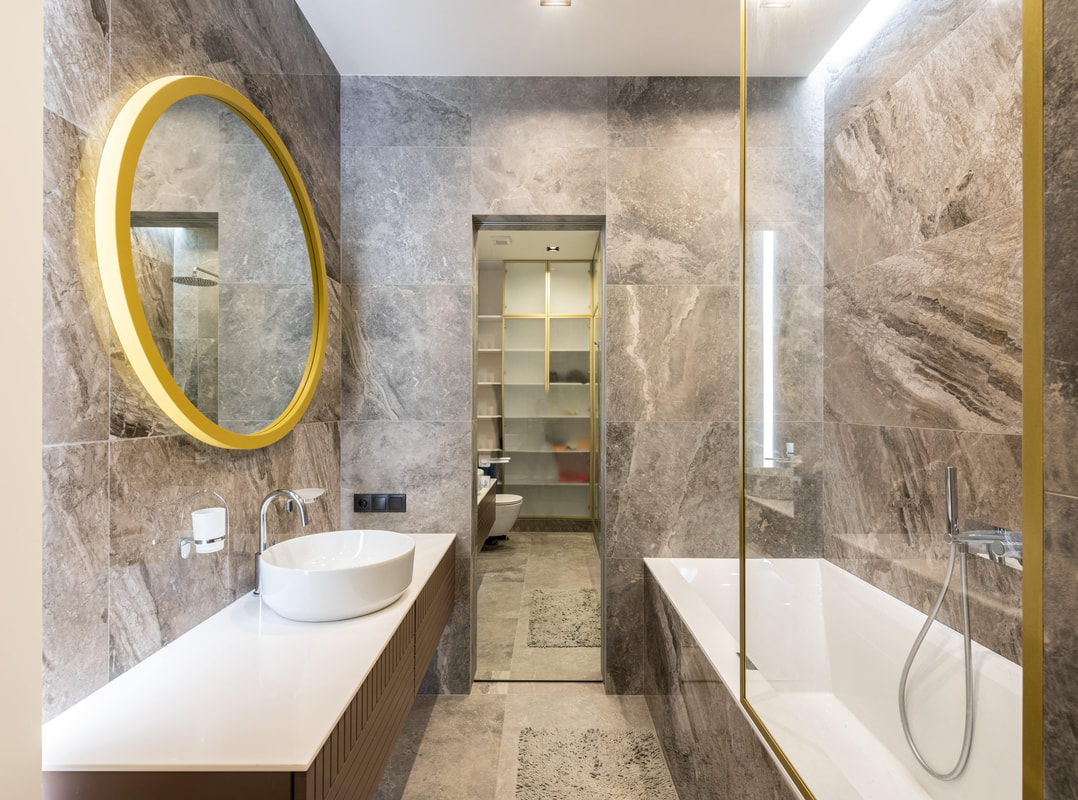 Bathroom remodelling in surrey